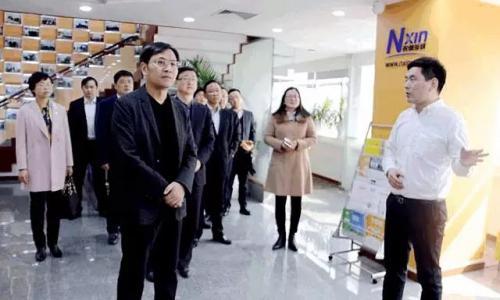 刘志明参观考察大北农集团  寻求合作机遇推动项目进行