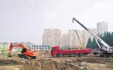 红砂厂地块安置房项目如期进行