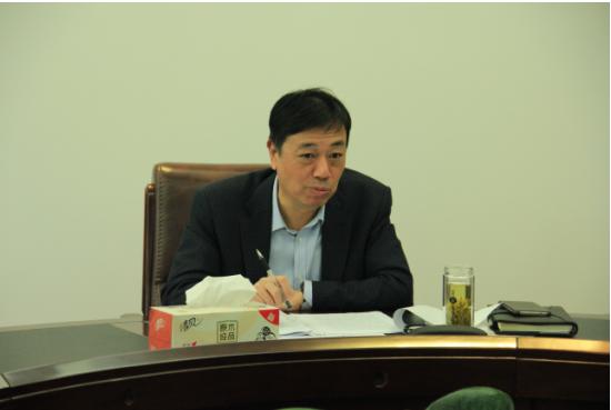 泰兴财政局集中学习《江苏省财政监督条例》