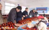 黄桥乐器产业集群优质产品生产示范区接受考核验收