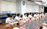 张育林拜访长江水利委员会