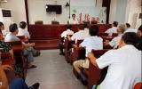 泰兴济川街道三阳村举办道德讲堂 呼吁向见义勇为村民学习