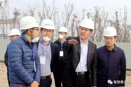 刘志明督查固体废物环境隐患整改办理情况