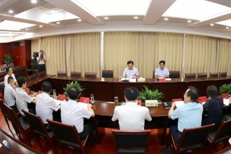 刘志明调研全市组织工作
