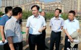 刘志明调研城建重点项目 加大建设力度 加强质量监管