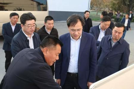 刘志明调研国土空间利用规划编制工作