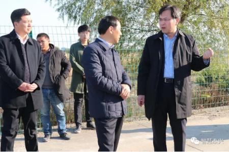 刘志明督查长江岸线利用项目清理情况