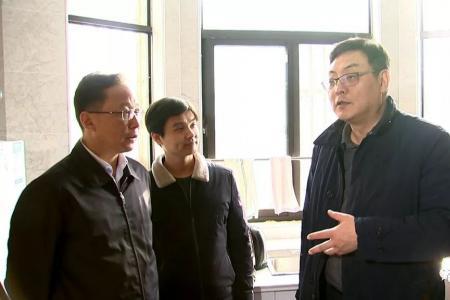 朱立凡赴分界镇张竹村下访 时刻把群众的冷暖放心头
