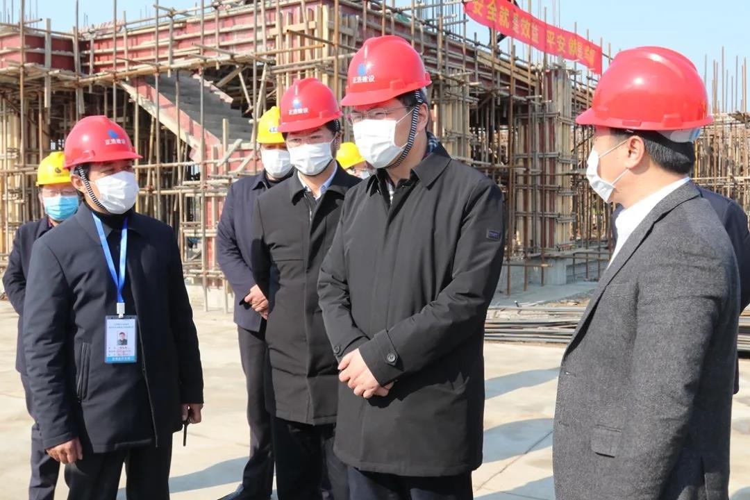 刘志明调研虹桥镇(园区)时要求 树牢生态理念 培育特色产业