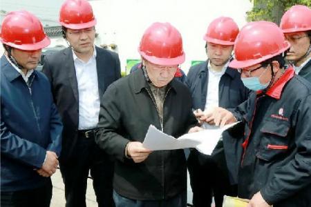 国务院督导组来我市督导调研安全生产工作