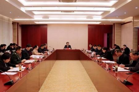 市委常委会(扩大)会议传达学习中央政治局会议精神
