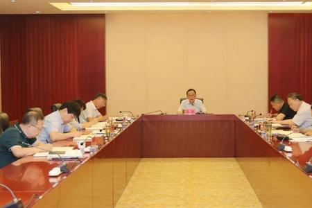 市政府党组中心组集中学习