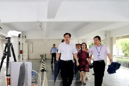 刘志明等市领导检查高考准备情况 细化方案落实举措 确保安全温馨有序