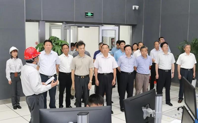 省政协来泰调研化工行业安全生产专项整治工作