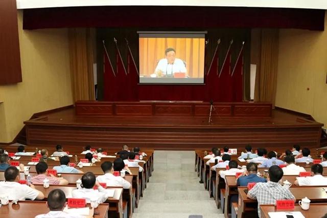 泰州市安全生产工作会议召开