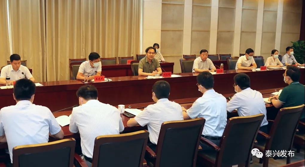 刘志明参加市委办党支部专题组织生活会