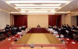 市委常委会(扩大)会议召开
